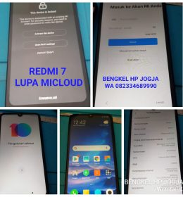 redmi 7 micloud